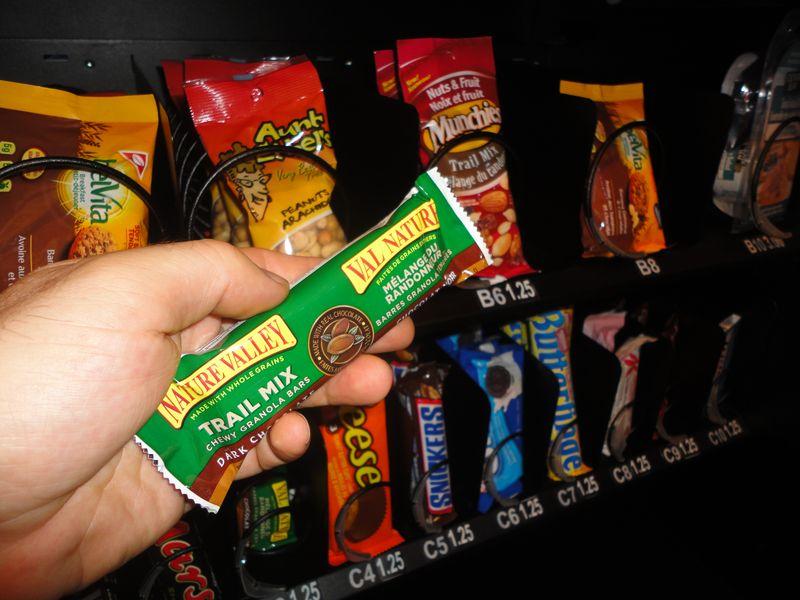 Granola-bar-in-vending-machine
