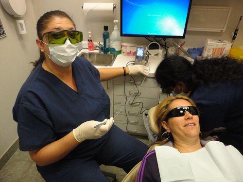 Markham dentist readies ezlase 940