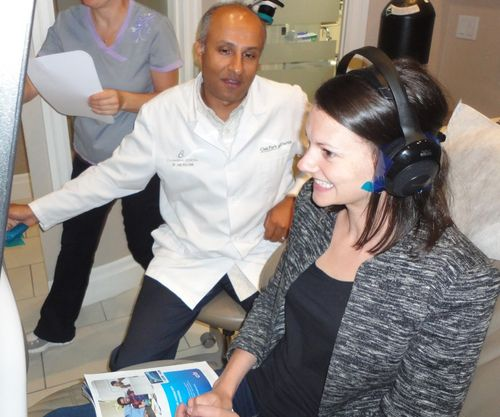 Oakville dentist Anil Ralhan